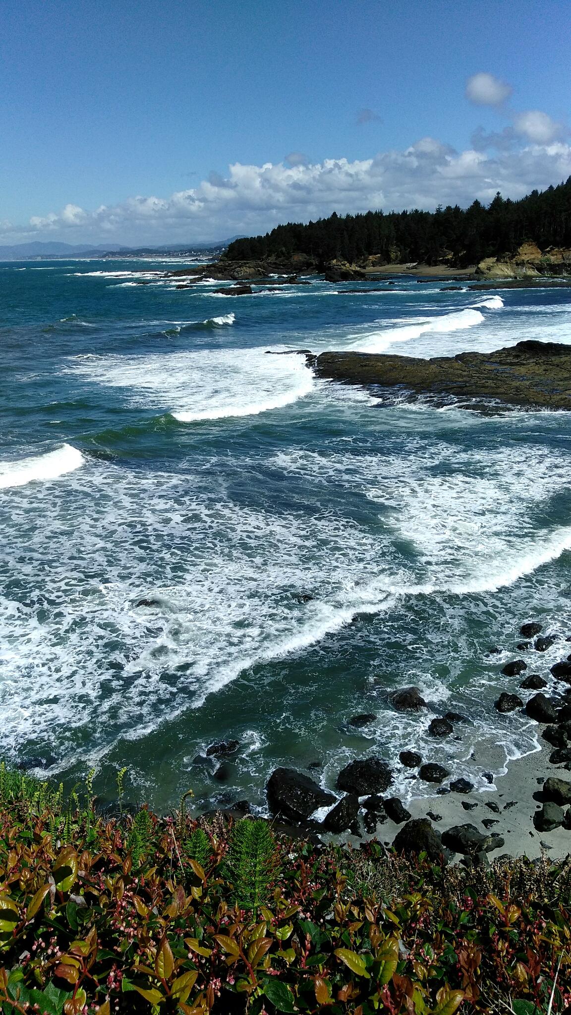 Oregon Coast Lincoln City Gulf Coast Nomad